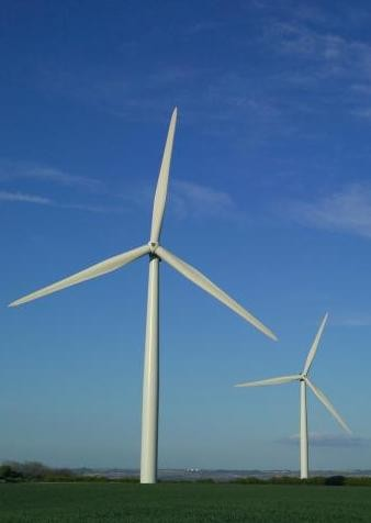 renewable technologies - wind turbine